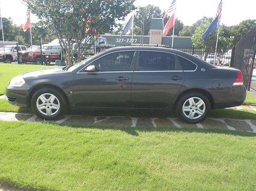 2008 Chevrolet Impala Gray