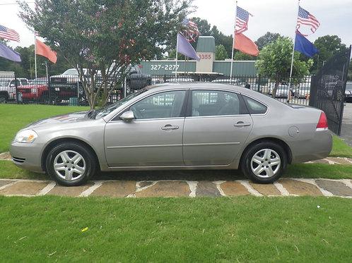 2007 Chevrolet Impala Gray