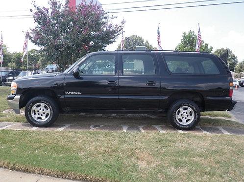 2005 GMC Yukon XL Black