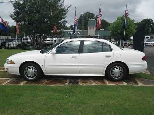 2003 Buick LeSabre White