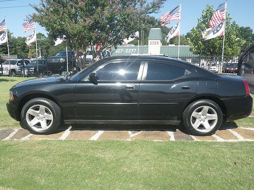 2007 Dodge Charger Black