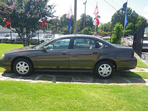 2003 Chevrolet Impala Brown