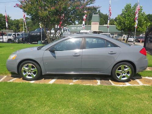 2009 Pontiac G6 Grey