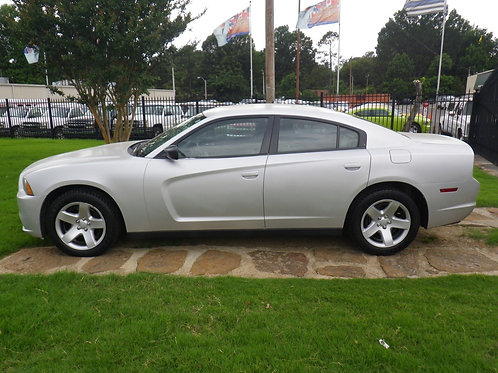 2013 Dodge Charger Silver