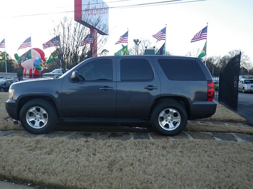 2011 Chevrolet Tahoe Charcoal