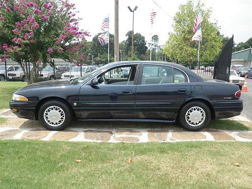 2000 Buick LeSabre Blue