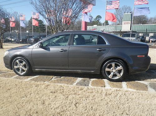 2011 Chevrolet Malibu Gray
