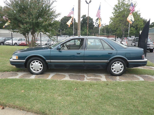 1996 Cadillac Seville Teal