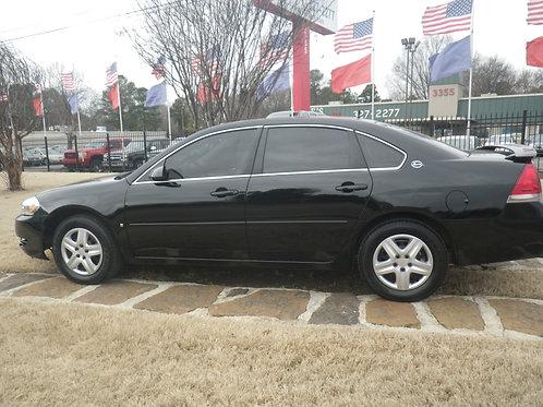 2006 Chevrolet Impala Black