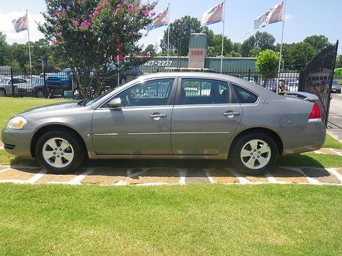 2008 Chevrolet Impala Grey