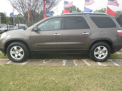 2009 GMC Acadia Brown