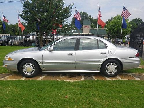 2000 Buick LeSabre Silver
