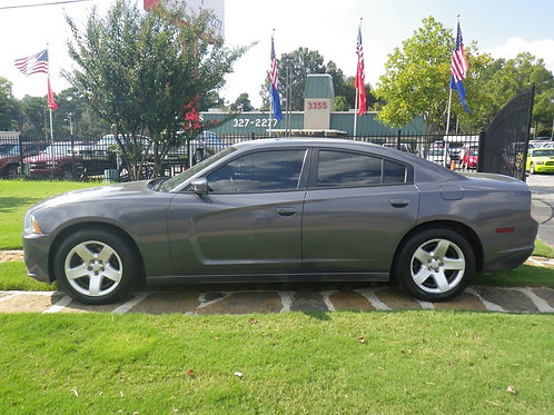 2012 Dodge Charger Charcoal