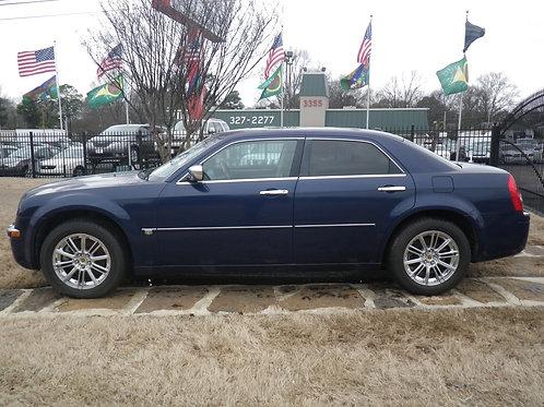2006 Chrysler 300C Blue
