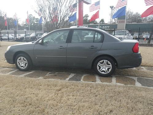 2007 Chevrolet Malibu Grey