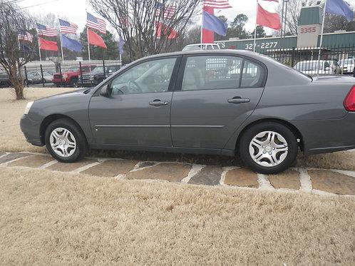 2007 Chevrolet Malibu Gray