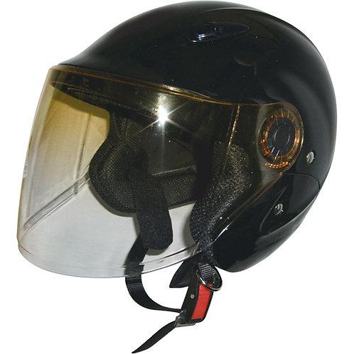 ヘルメット セミ黒