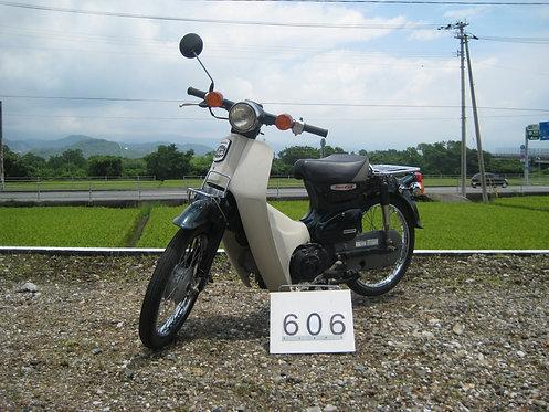 スーパーカブ50FI