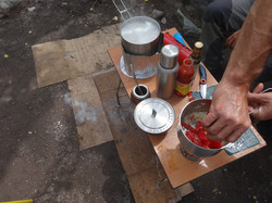 Camping do Pepe - Baño Morales