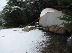 Camping no Refúgio Frey