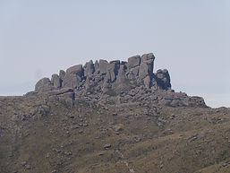 Chaminé Idalício - Prateleiras