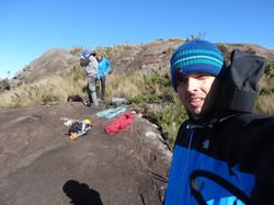 Cume do Pico Maior