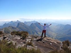 Cume do Pico Maior!