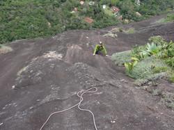 Karatê Kid - Pedra do Capim Roxo