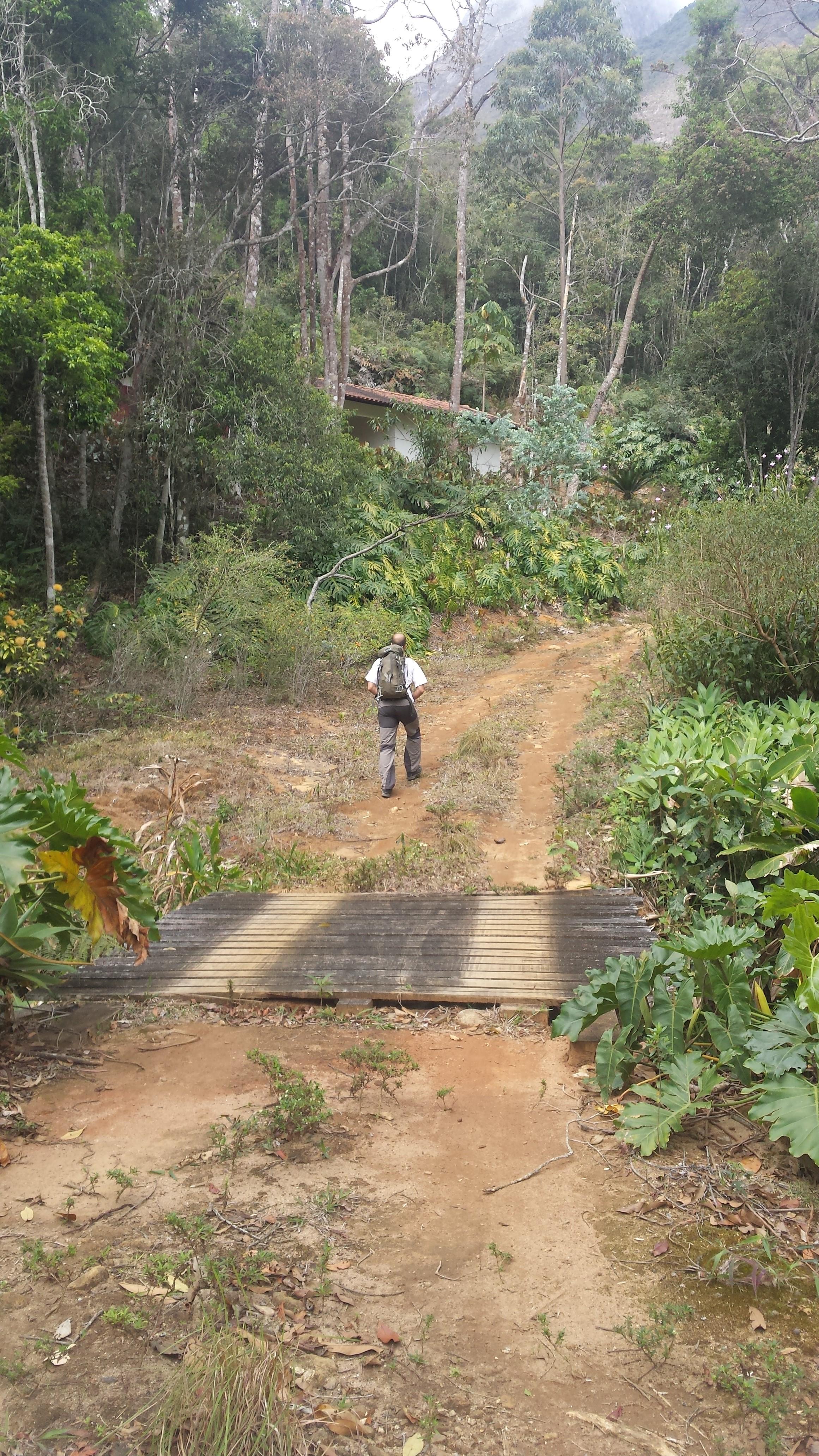 Primeira ponte