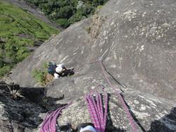 Segunda enfiada da K2