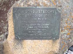 Homenagem aos conquistadores