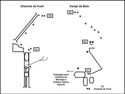 Croqui Cereja do Bolo