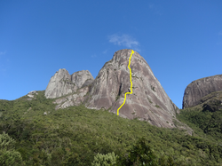 Face Leste do Pico Maior