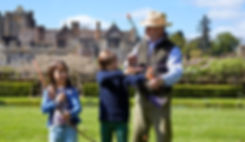 hever-castle-attractions-archery-childre