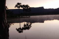 lagoa da serra - tocantins - rio da conc