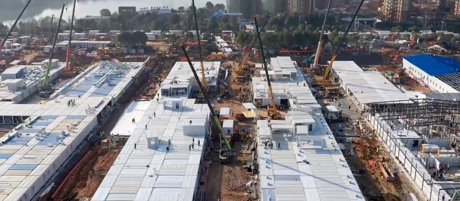 Construção de Hospitais de Emergência