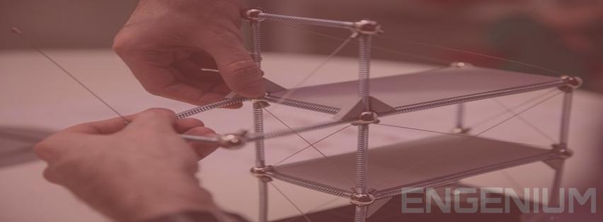 Tecnologia simula o comportamento de estruturas