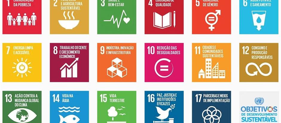 17 Objetivos de Desenvolvimento Sustentável na Engenharia Civil