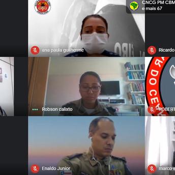 Videoconferência discute criação do portal digital da rede nacional de proteção e defesa da mulher