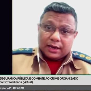 CNCG participa de audiência pública e cobra ações de prevenção ao suicídio entre militares estaduais
