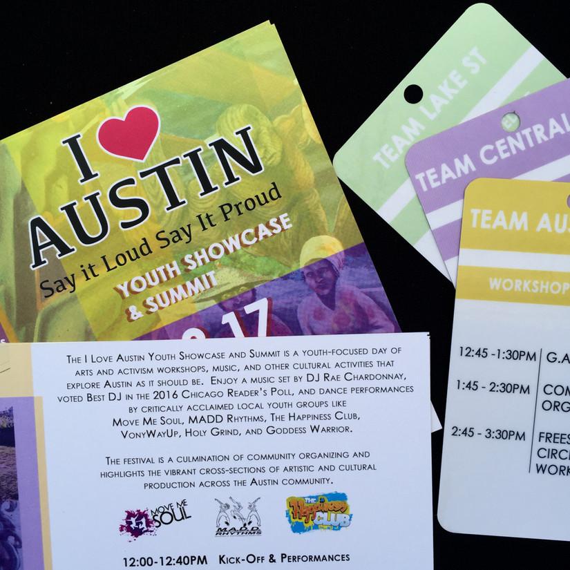 I Love Austin Youth Showcase