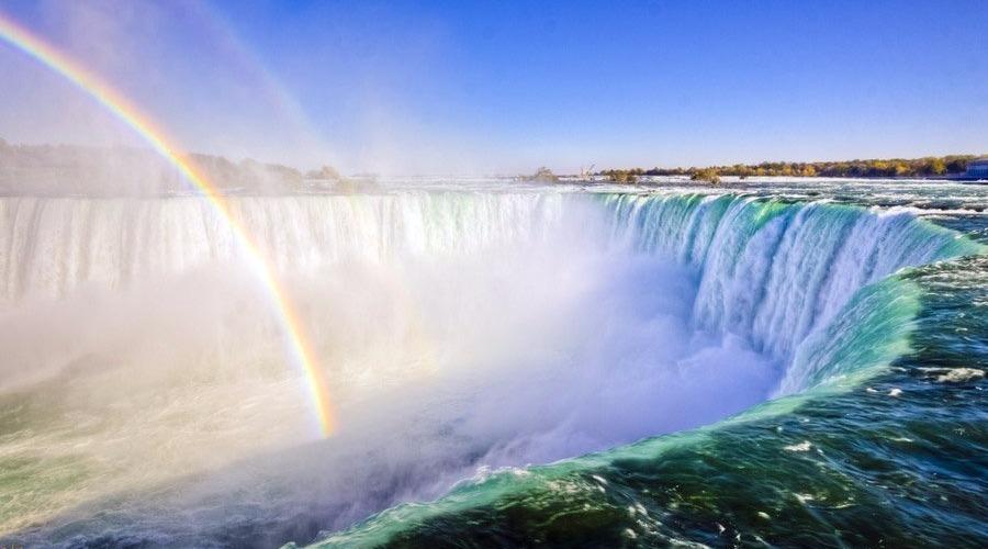 Las cataratas del Niagara