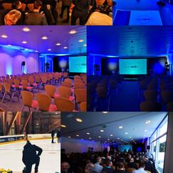 Convention à Davos