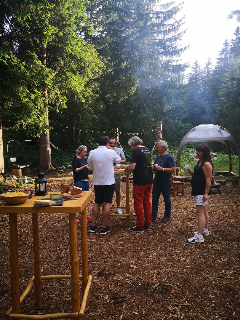 Eco Bivouac dans les Alpes _ séminaires