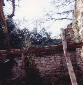 Moulin - Toiture - Mars 1992