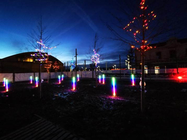 Neons - Annemasse Agglo - Inauguration d