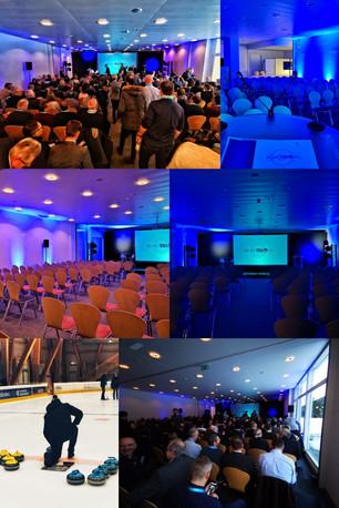 Convention à Davos (Suisse)
