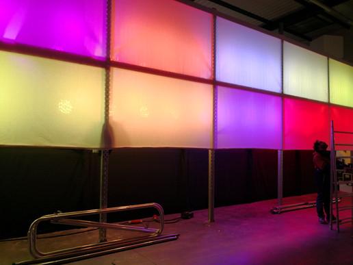 Pixel Light _ installation lumière
