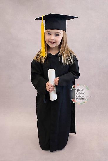 Preschool Graduation Micro Sessions