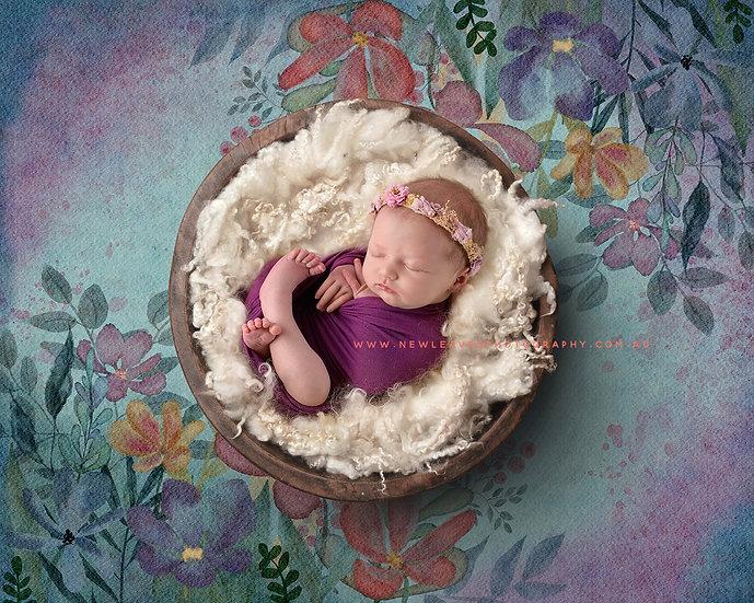 Newborn Session Booking Fee 2021-2022